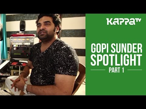 Gopi Sunder - Spotlight (Onam Special) Part 1 - Kappa TV