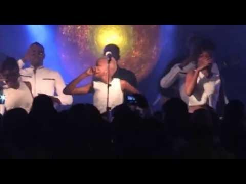 Héritier Watanabe - Sol de mi Amor (Extrait du DVD Live au Roméo Golf de Kinshasa)