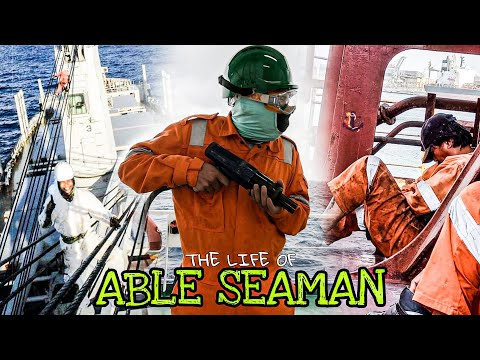 ABLE BODIED SEAMAN | Life At Sea | Life Of Seafarer | Seaman Vlog