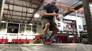 Overhead Squat Problems? DO THIS | SmashweRx | Trevor Bachmeyer