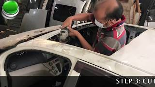 How To Install Sunroof/Moonroof