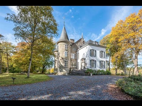 Exquisite Castle in Luxembourg, Belgium | Sotheby's International Realty