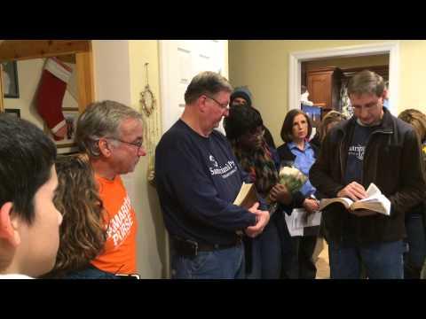 Samaritan's Purse Nassau County New York Home Dedication