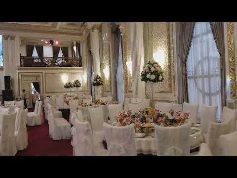 Royal Hall Restaurant Samarkand Uzbekistan 2017