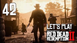 Red Dead Redemption 2 - Let's Play Part 42: Horse Flesh for Dinner