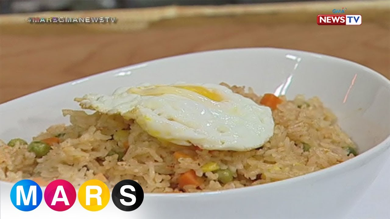 Mars Masarap: Menudo Rice with Egg by Arra San Agustin