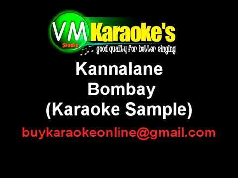 Kannalane Karaoke Bombay HQ Karaoke