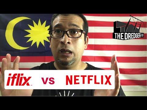Cerita s Netflix atau iFlix?