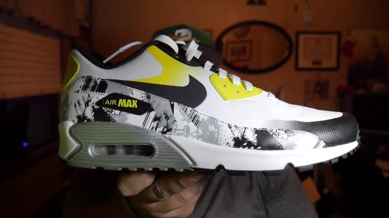 UNBOXING Doernbecher x Nike Air Max 90