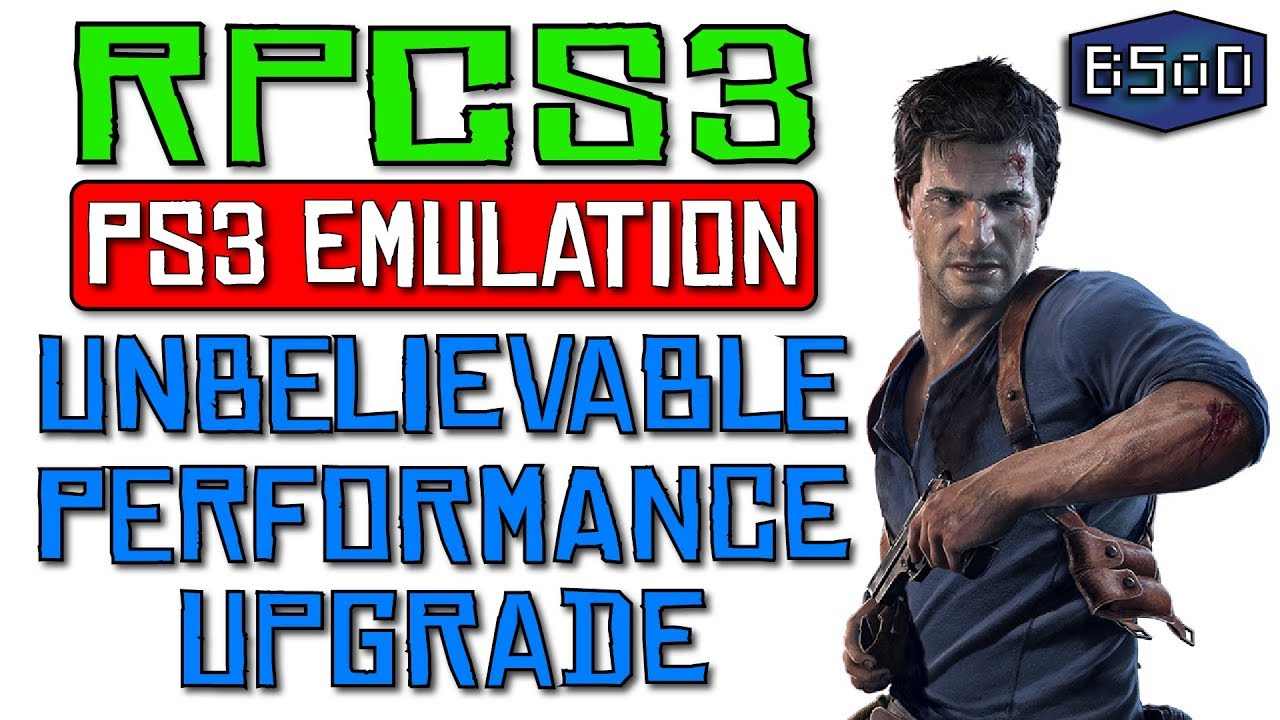 RPCS3   UNBELIEVABLE Performance Upgrade   70 -100% FPS Boost