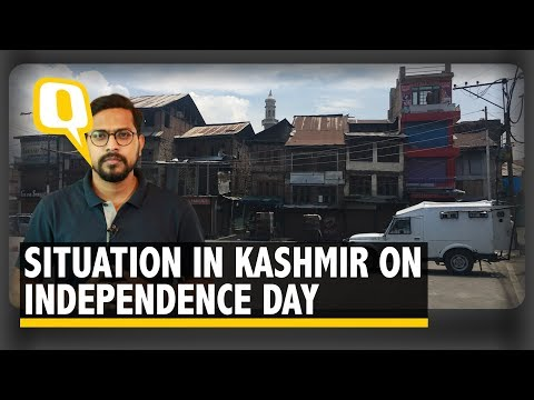How Did Kashmir Celebrate Independence Day?: Ground Report   The Quint
