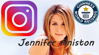 jennifer aniston instagram Live 20 MIL Instagram Follower Count