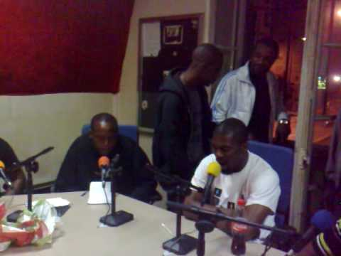 freestyle radio fpp... r.a.o staff dgx di ...part.1 afrika is not dead