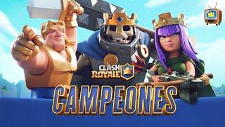 Clash Royale: ¡Han llegado los Campeones!
