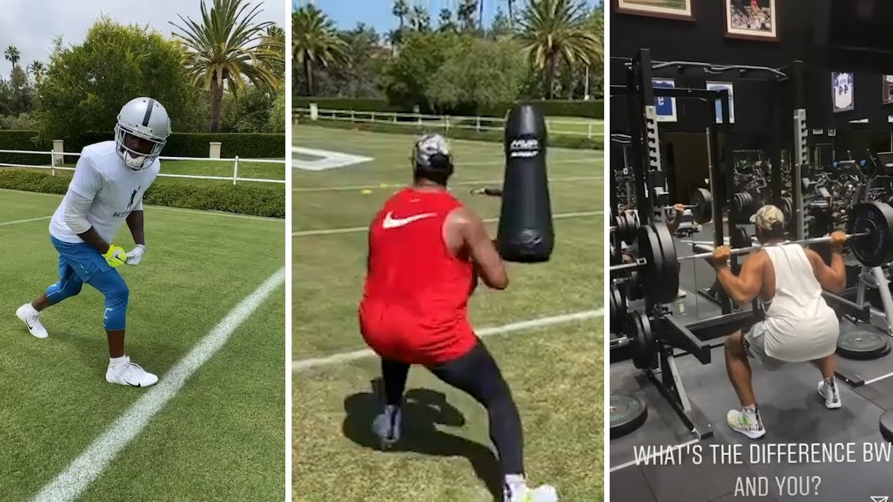 Russell Wilson GETS On Field Workout W/ Antonio Brown 👀👀 | Seattle Seahawks Rumored To Have Interest