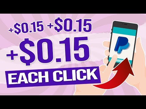 View Ads And Earn $0.15 PER CLICK (FAST & EASY Paypal Money)