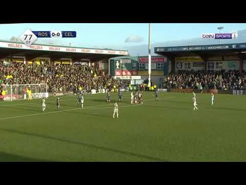 Leigh Griffiths amazing goal - Ross County vs Celtic 18/11/2017