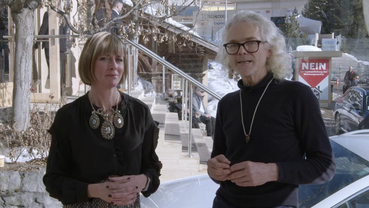 Hub Culture Davos 2020: Roc Sandford, Extinction Rebellion