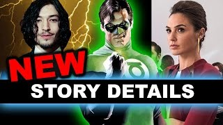 Batman v Superman SPOILERS - The Flash, Green Lantern, Ultimate Edition - Beyond The Trailer