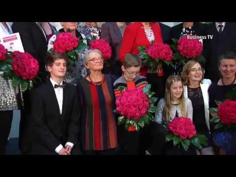 Film-Impressionen Preisverleihung Mestemacher Preis GEMEINSAM LEBEN