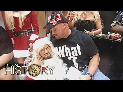 Mr. McMahon & Ric Flair Schmeißen Weihnachtsparties: This Week In WWE History – 24. Dezember 2015