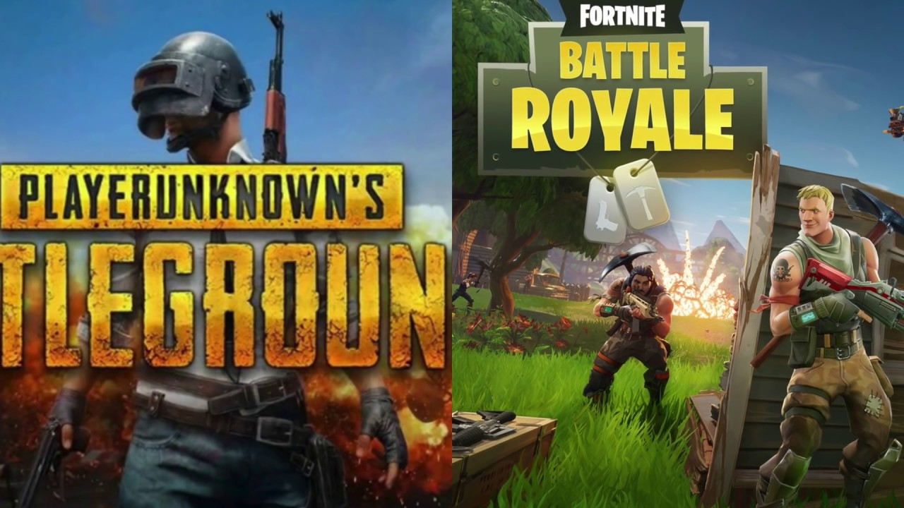 Pubg Vs Fortnite Vs H1z1 Which Battle Royale Is Right: Which Is The Better Battle Royale Game