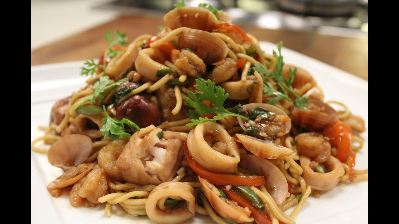Seafood chowmein seafood recipes sanjeev kapoor khazana youtube seafood chowmein seafood recipes sanjeev kapoor khazana forumfinder Choice Image
