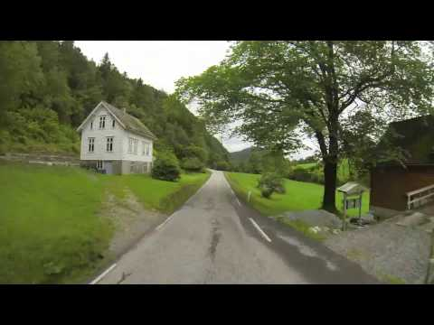 47 tons with fish from Hardangerfjorden to Hemsedalsfjellet