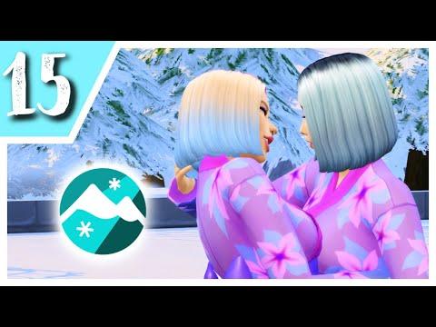 FINALE💍⛩ |The Sims 4 Snowy Escape| (Part 15) |