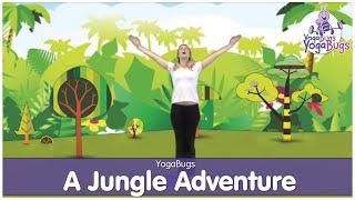YogaBugs - A Jungle Adventure