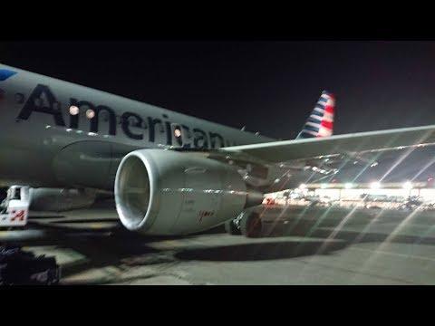 Guadalajara - Dallas | American Airlines | Airbus A319