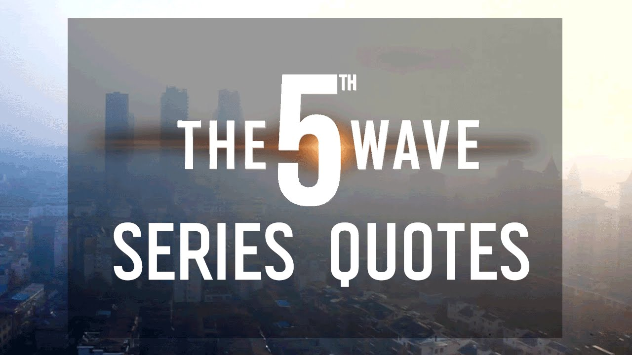 THE 5TH WAVE Book 1 Rick Yancey BRAND NEW PB Paperback Teen/YA