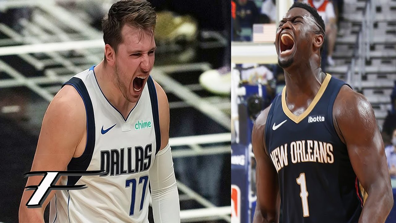 Doncic and the Mavericks host the Pelicans