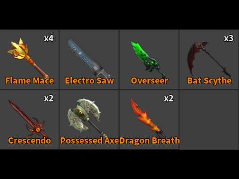 roblox assassin codes exotic