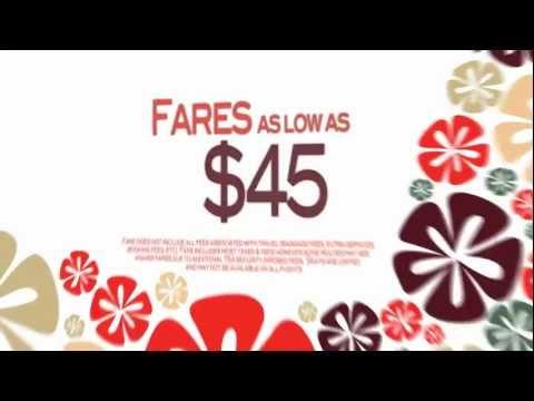Mokulele Airlines Commercial