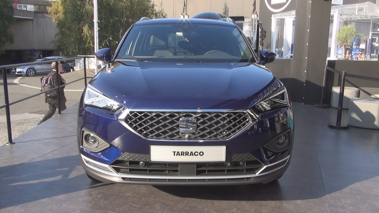 seat tarraco xcellence 2 0 tsi 190 hp dsg 4drive 2019 exterior and interior youtube. Black Bedroom Furniture Sets. Home Design Ideas