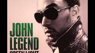John Legend Feat. Andre 3000 ‎- Green Light (Sandy Rivera