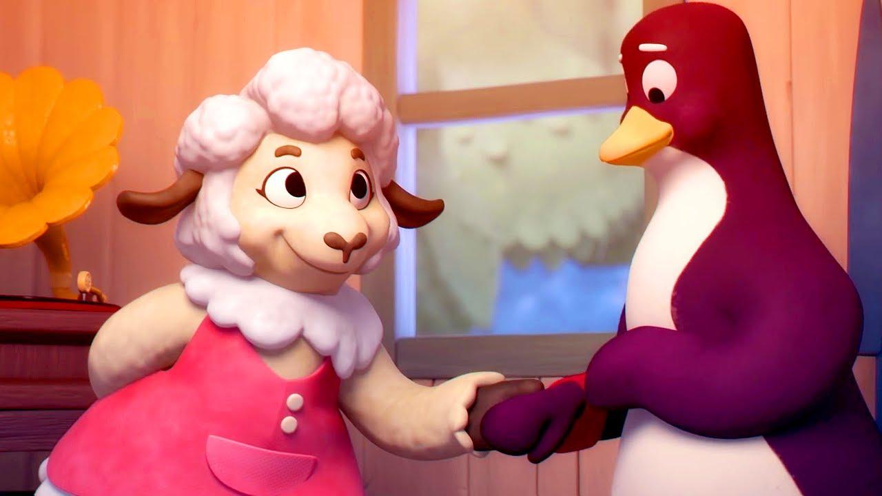 🐻 Приключения медвежонка Расмуса — Романтик Пинго | Новый интересный мультфильм