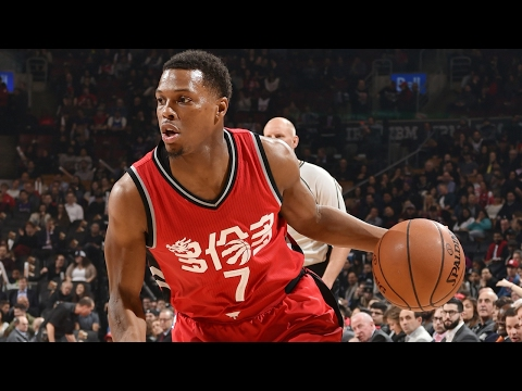 Kyle Lowry with the Late Game Heroics!