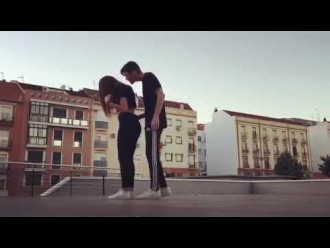 Baile en parejas suffle dance