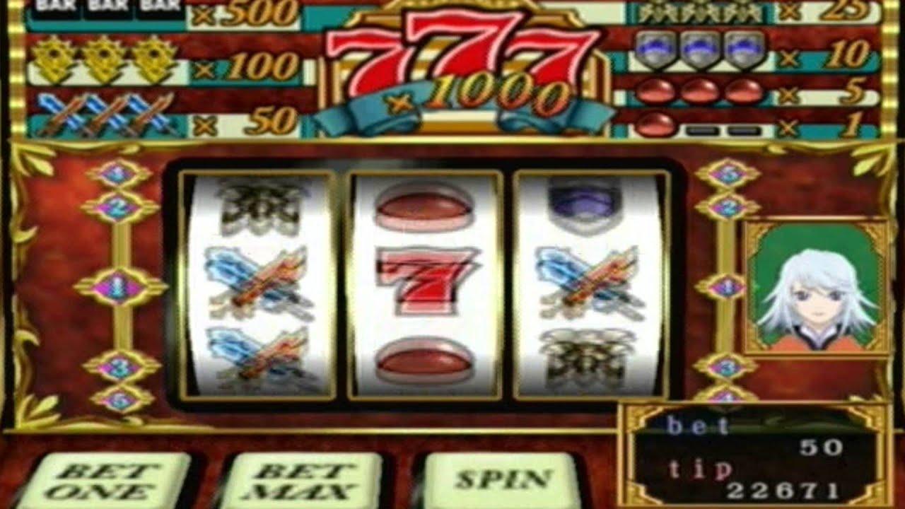 Tales Of Symphonia Casino