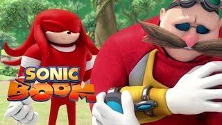 Download lagu Sonic Boom | Dude, Where's My Eggman? | Episode 22