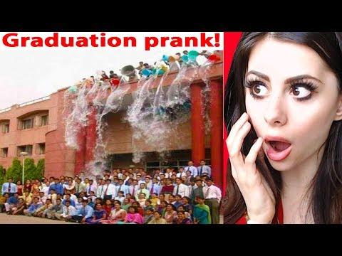Most Embarrassing Graduation Fails EVER