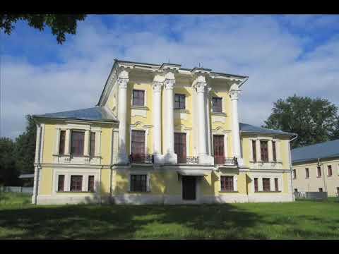 Усадьба Кривякино -  архитектурный памятник межкатастрофного периода?