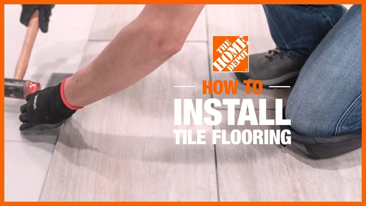 diy tile flooring quictile by daltile the home depot
