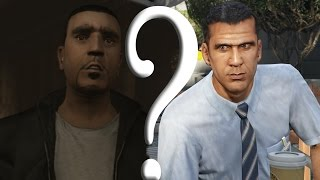 Is Andreas (GTA 4) Agent Andreas Sanchez (GTA 5)?