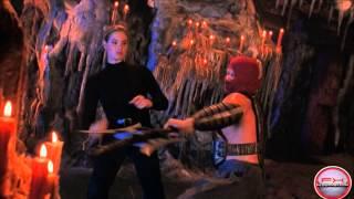 Герои Mortal Kombat: Liu Kang, Raiden, Sub-Zero, Scorpion, Sonya Blade, Kano, Johnny Cage