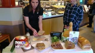 Healthy Panera Bread recipies to make at home on FOX21 Morning News