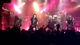 U.D.O. - Go Back To Hell + Timebomb - Nosturi, Helsinki, Finland 5.10.2013