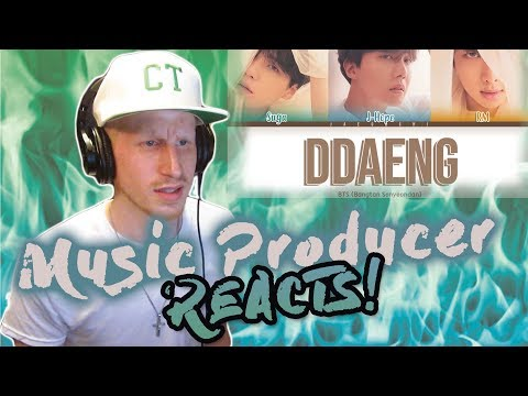 Music Producer Reacts to BTS  - DDAENG!!
